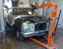 Mercedes Benz 280 C revisie