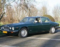 Jaguar XJ6 Sovereign III 4.2 (voorzijde)